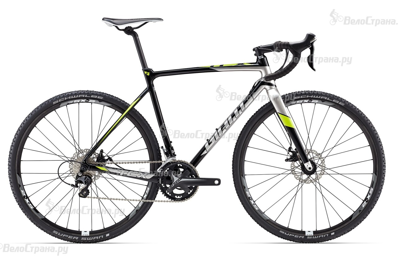 все цены на Велосипед Giant TCX SLR 2 (2017) онлайн