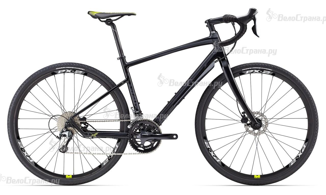 цена на Велосипед Giant Revolt 1 (2017)