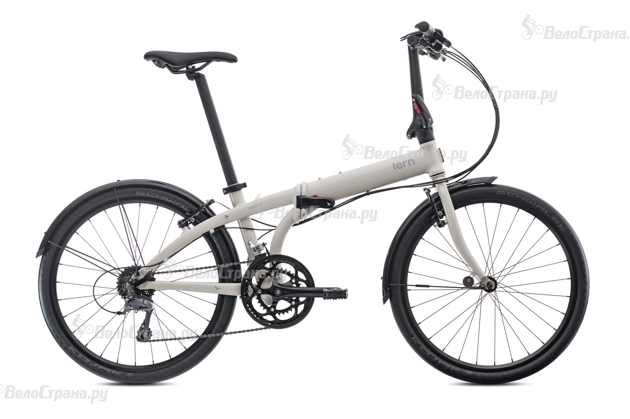 Велосипед Tern Node D16 (2017) велосипед tern node d16 2015