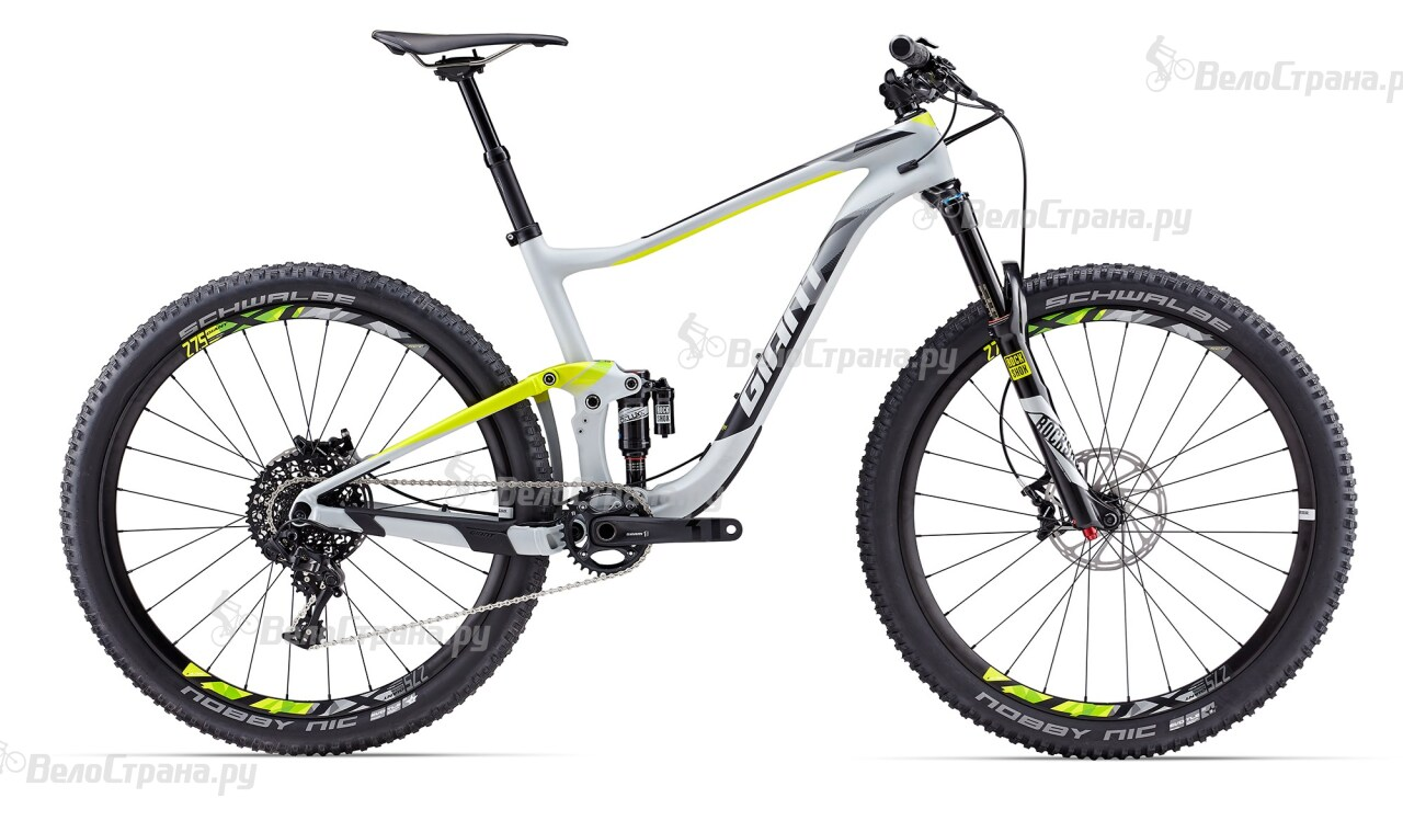 Велосипед Giant Anthem Advanced SX (2017) giant anthem advanced 27 5 1 2016 yellow black