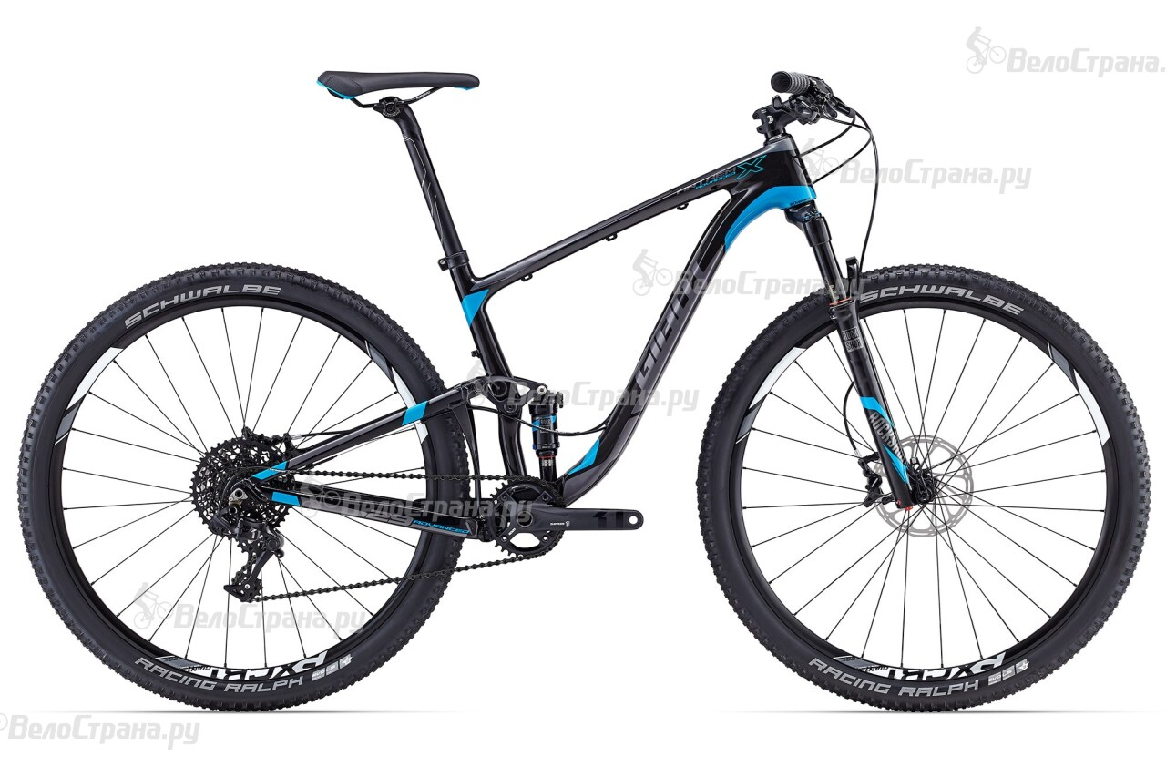 Велосипед Giant Anthem X Advanced 29er (2017)