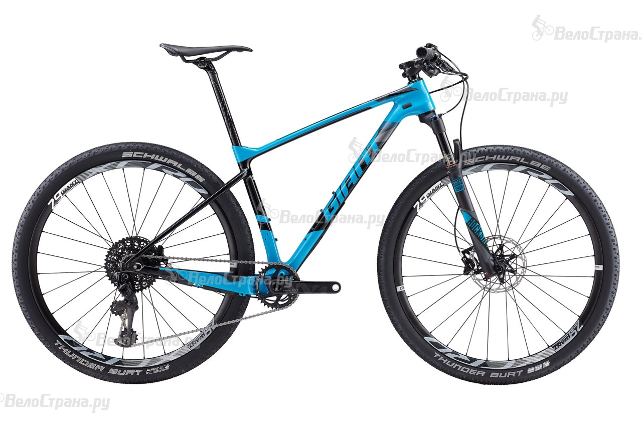 Велосипед Giant XTC Advanced 29 0 (2017) велосипед giant xtc 7 2014