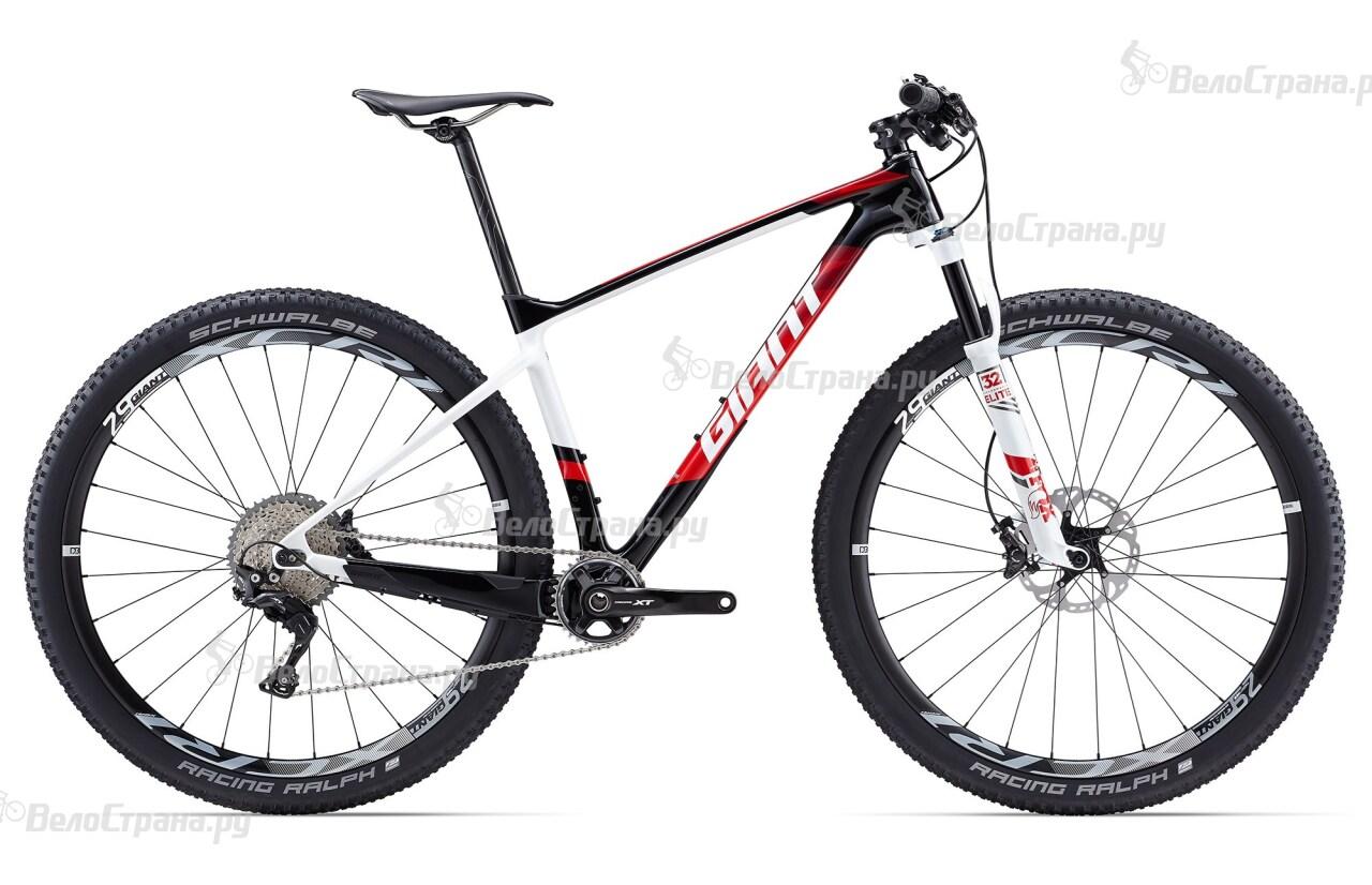 Велосипед Giant XTC Advanced 29 1 (2017)