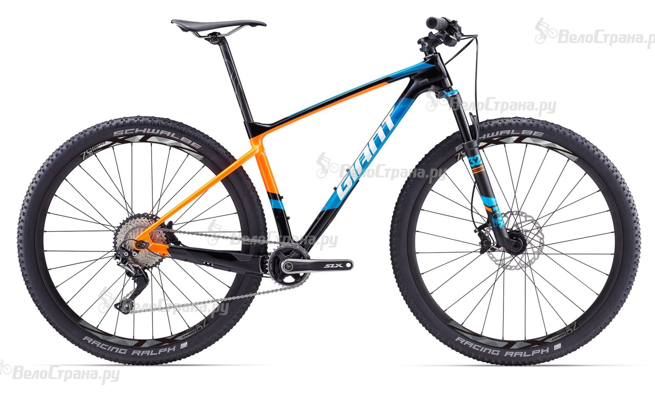 Велосипед Giant XTC Advanced 29 2 (2017) giant xtc advanced 27 5 2 2016