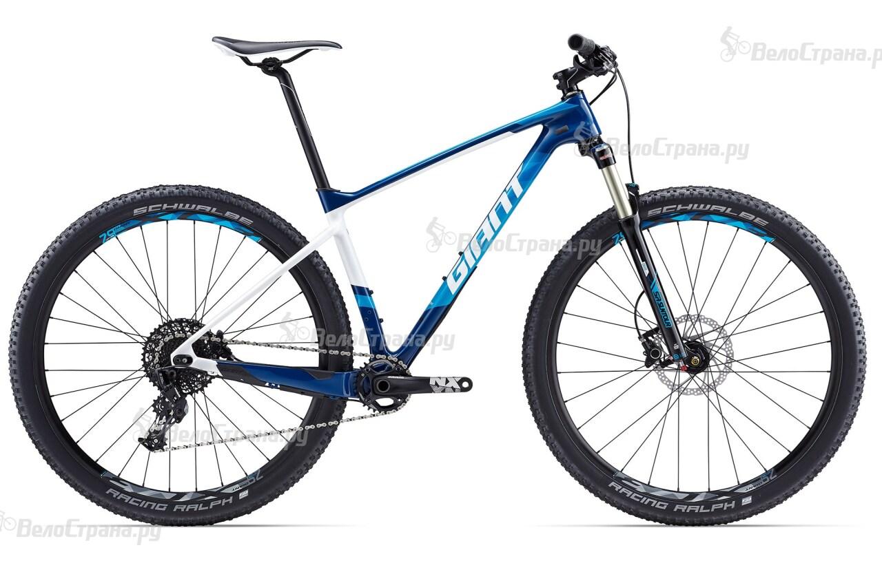Велосипед Giant XTC Advanced 29 3 (2017)
