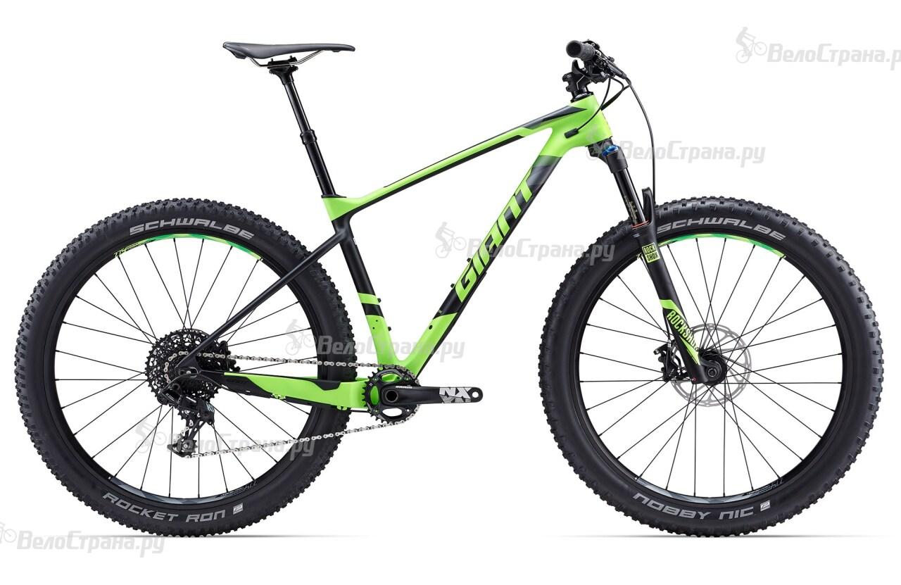 Велосипед Giant XTC Advanced 27.5+ 2 (2017) велосипед giant xtc 7 2014
