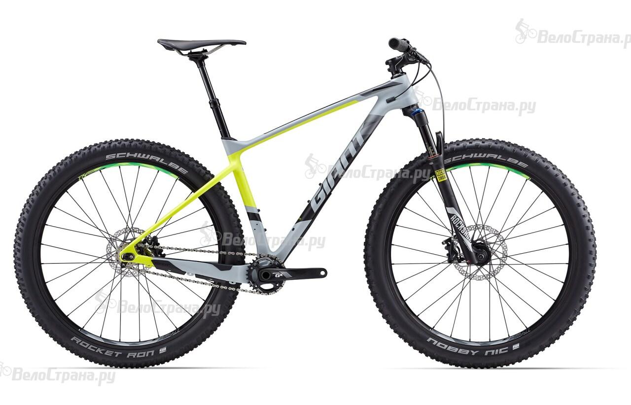 Велосипед Giant XTC Advanced 27.5+ SS (2017)