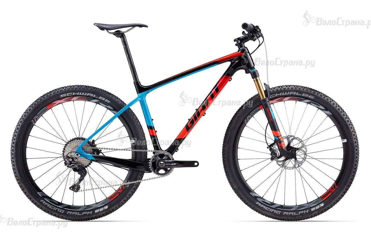 Велосипед Giant XTC Advanced 1 (2017) велосипед giant xtc 7 2014