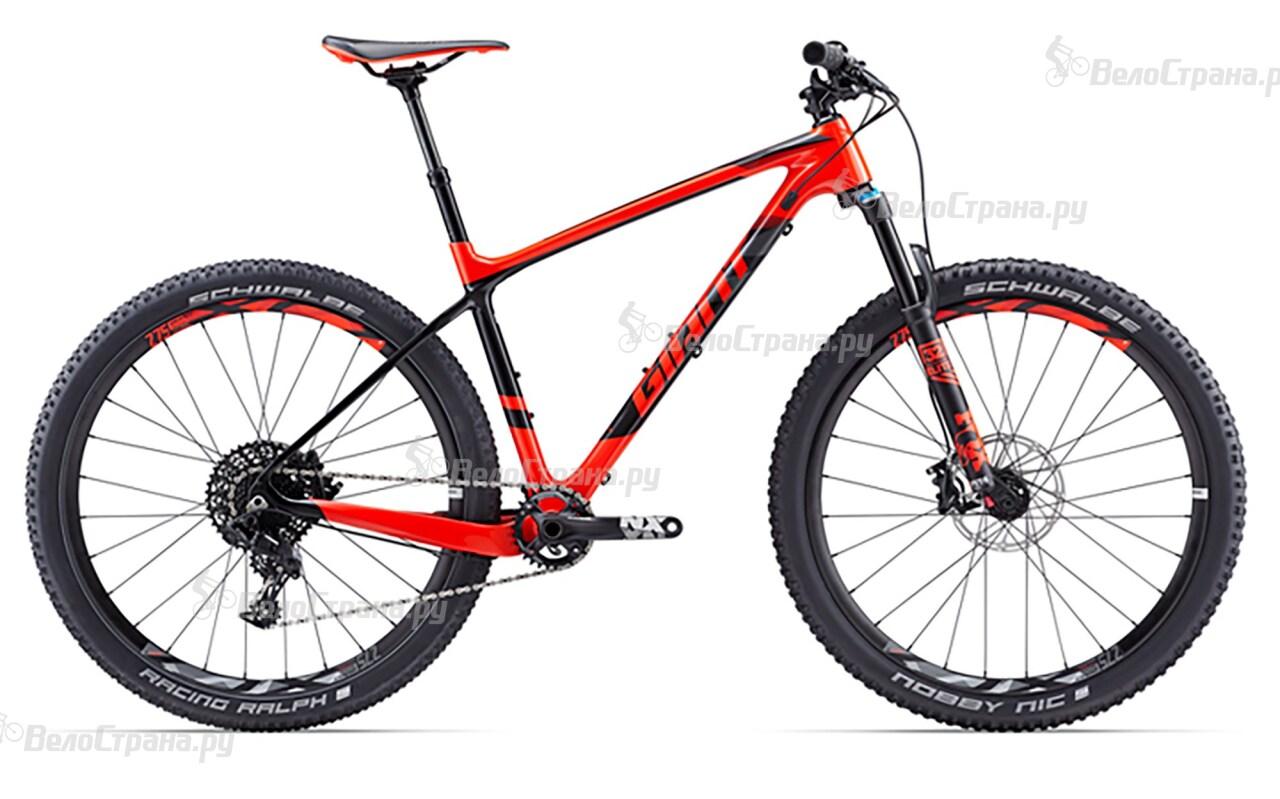 Велосипед Giant XTC Advanced SX (2017)