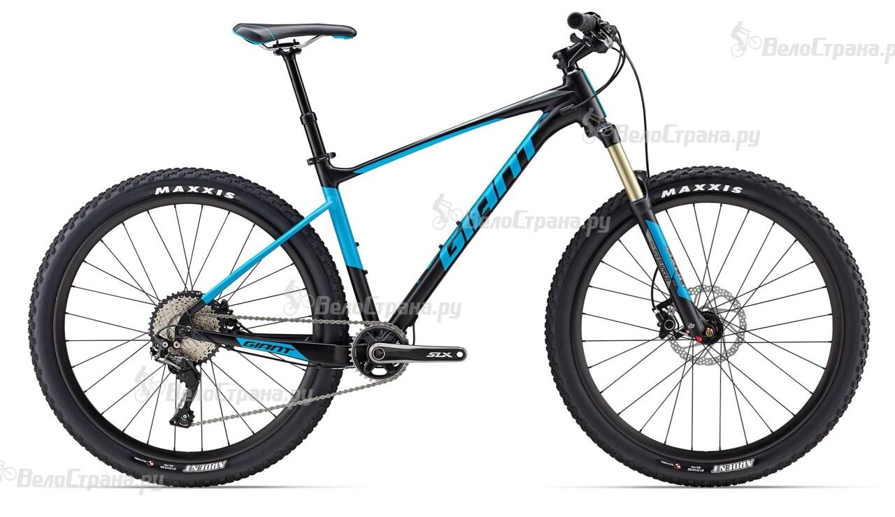 Велосипед Giant Fathom 1 (2017)