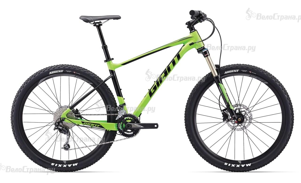 Велосипед Giant Fathom 2 (2017)
