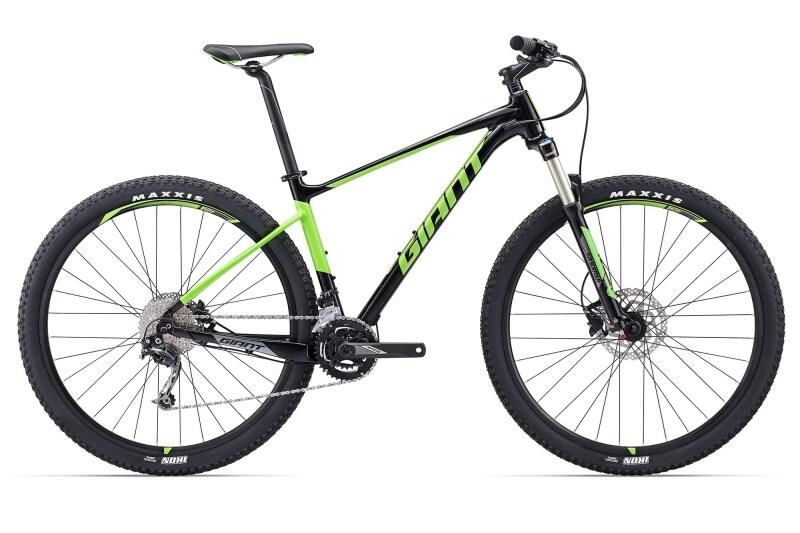 Купить Горный велосипед Giant Fathom 29er 2 LTD (2017)