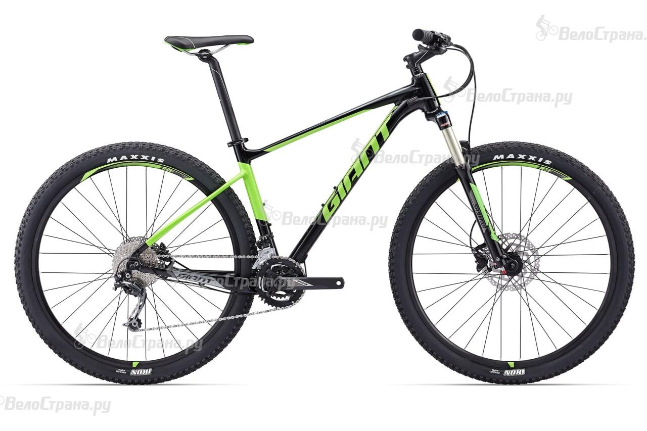 Велосипед Giant Fathom 29er 2 LTD (2017) велосипед giant fathom 29er 2 ltd 2017 черный зеленый