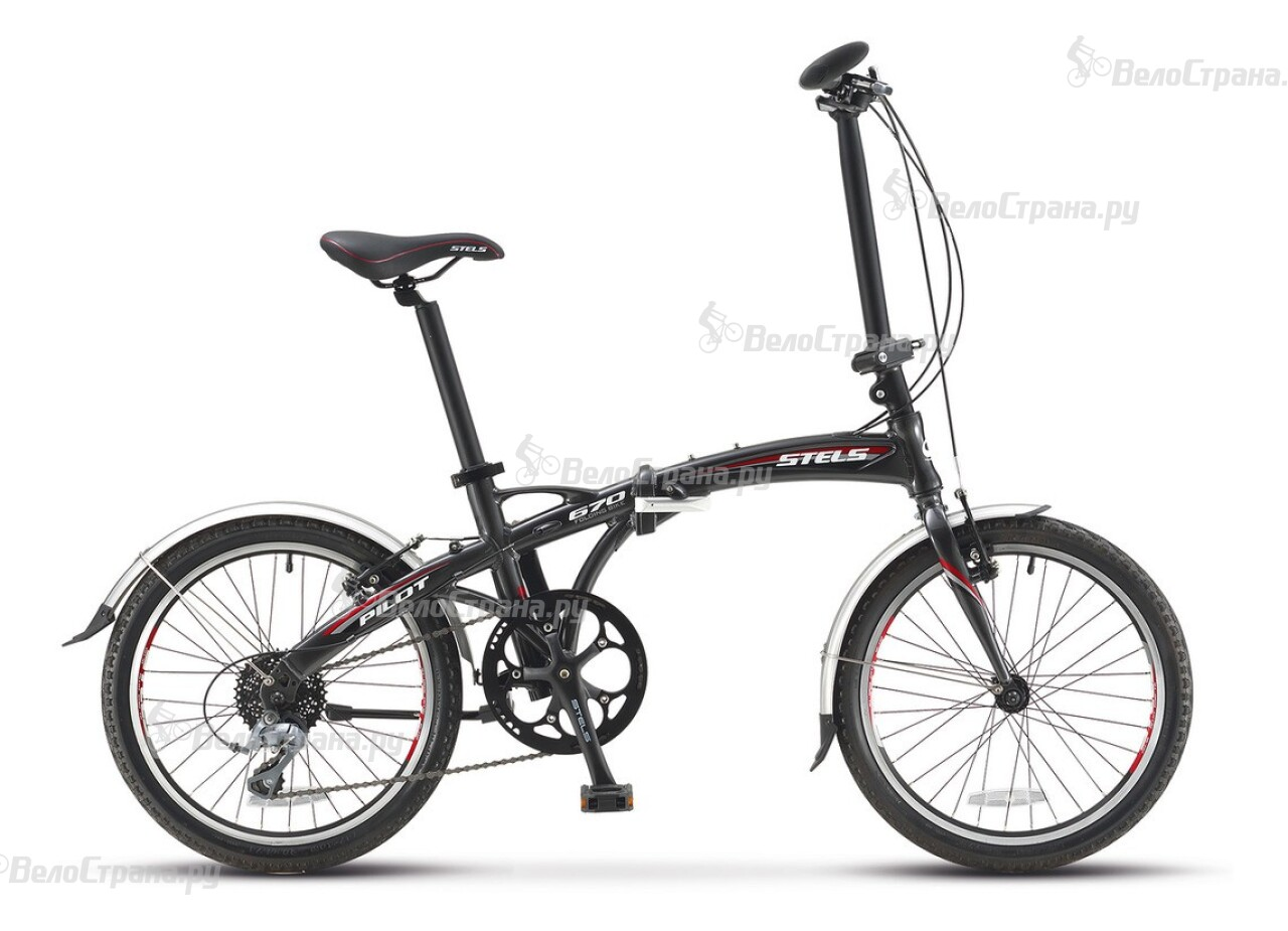 Велосипед Stels Pilot 670 (2016) велосипед stels pilot 240 girl 3sp 2016