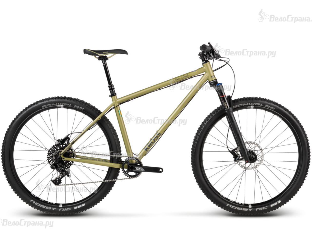 Велосипед Kross Pure Trail (2017)