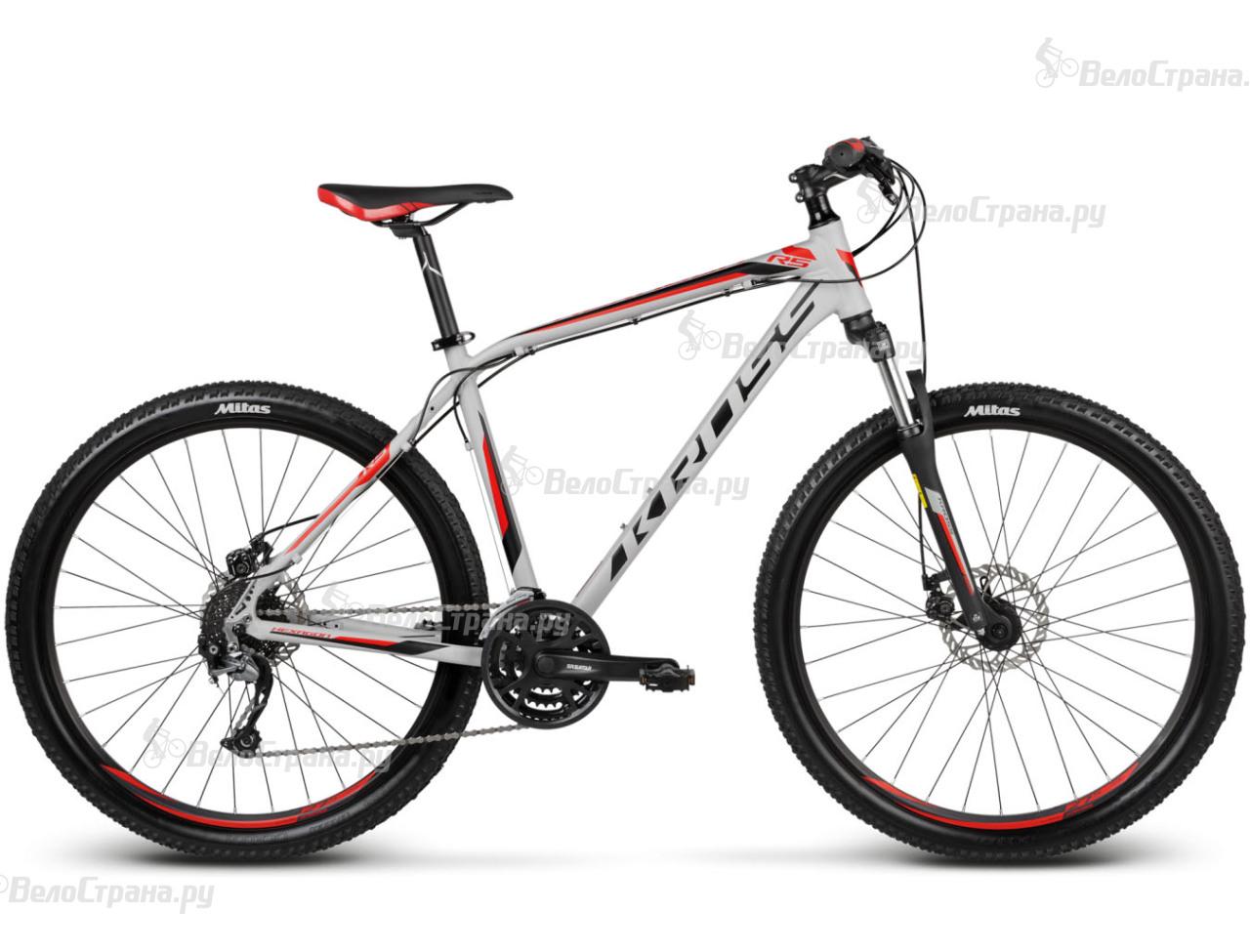 Велосипед Kross Hexagon R5 (2017)