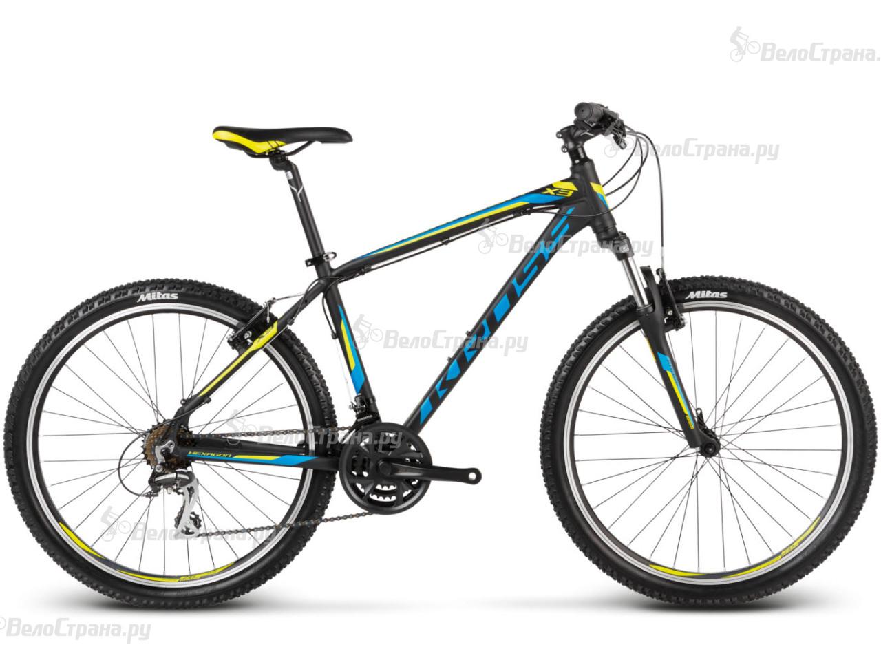 Велосипед Kross Hexagon X3 (2017)