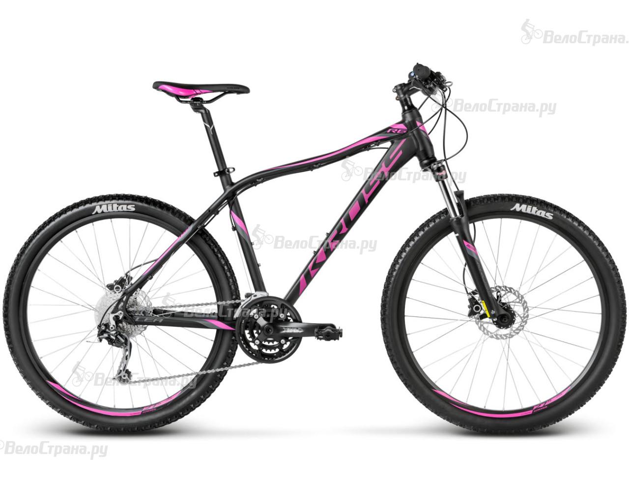 Велосипед Kross Lea R6 (2017) носки kross prs tall размер xl черный t4cod000275xlbk
