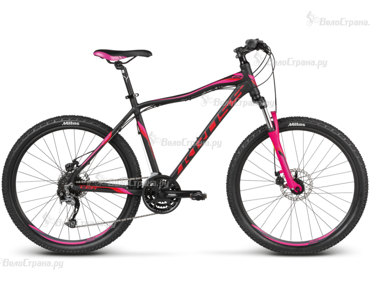 Велосипед Kross Lea F4 (2017) цены онлайн