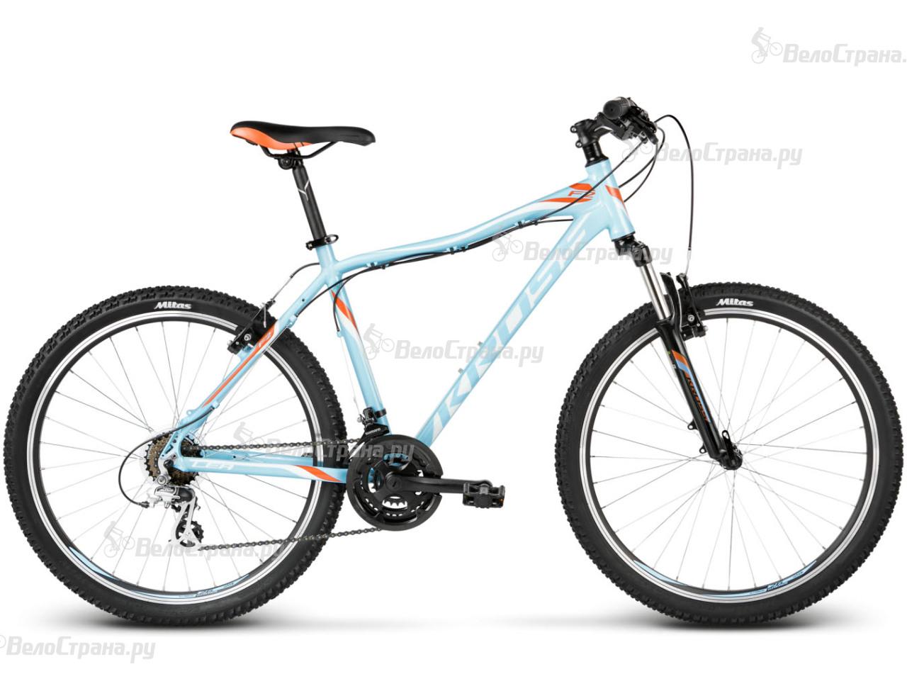 Велосипед Kross Lea F2 (2017) маяк findme f2 volt