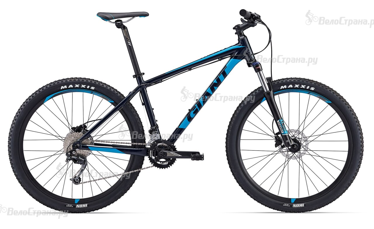 Велосипед Giant Talon 2 (2017)