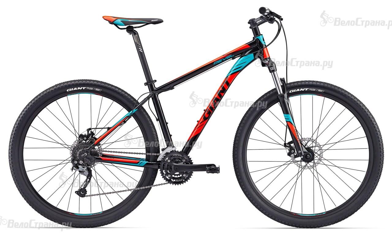 Велосипед Giant Revel 29er 2 (2017) велосипед giant fathom 29er 2 ltd 2017 черный зеленый
