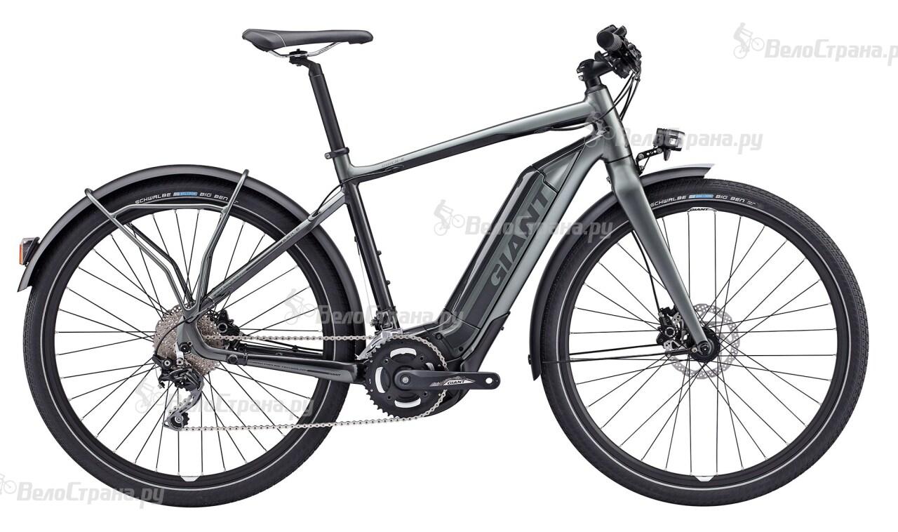 Велосипед Giant Quick-E+ (2017)