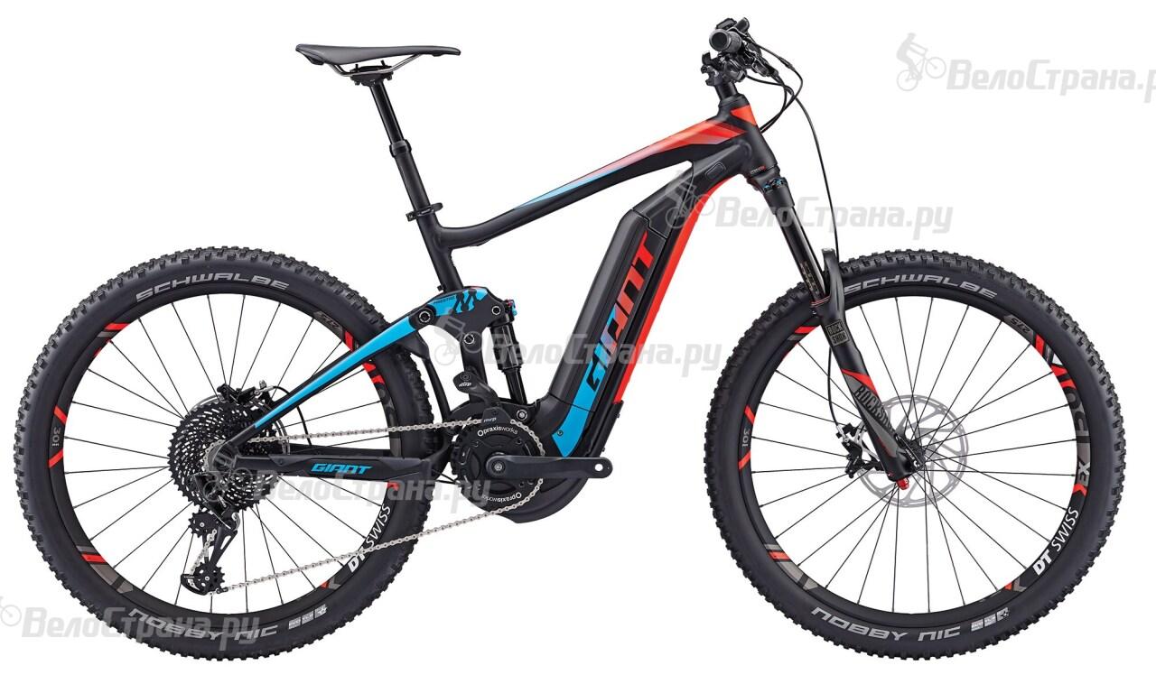 Велосипед Giant Full-E+ 0 SX (2017)