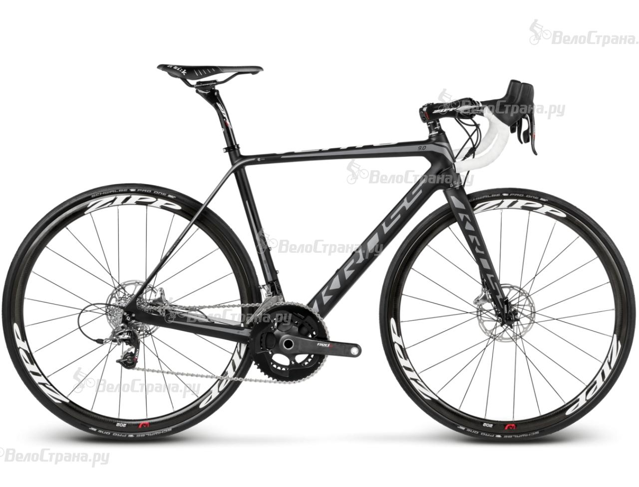 Велосипед Kross VENTO 9.0 (2017)