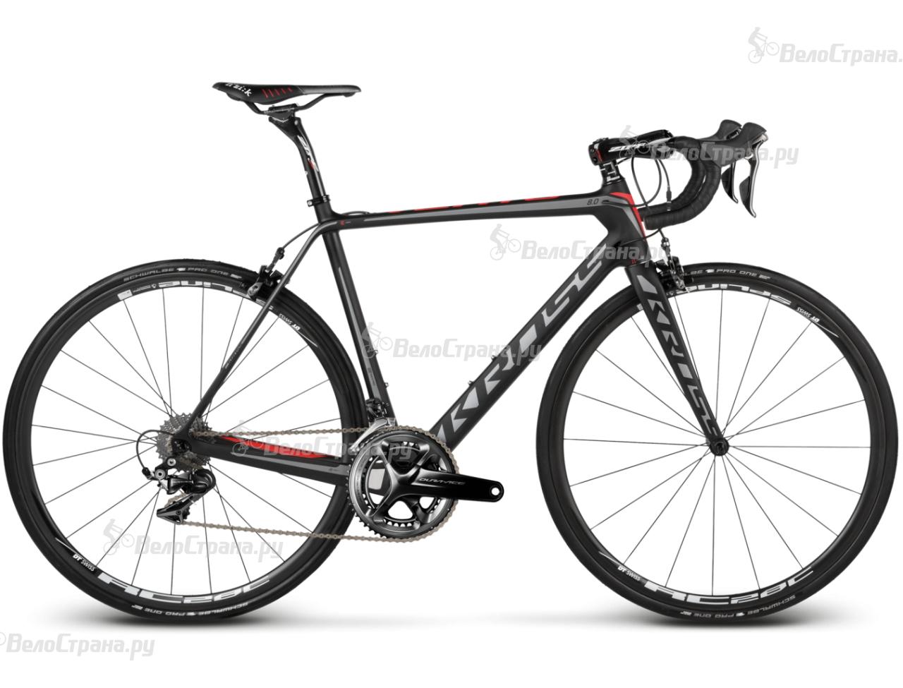 Велосипед Kross VENTO 8.0 (2017)