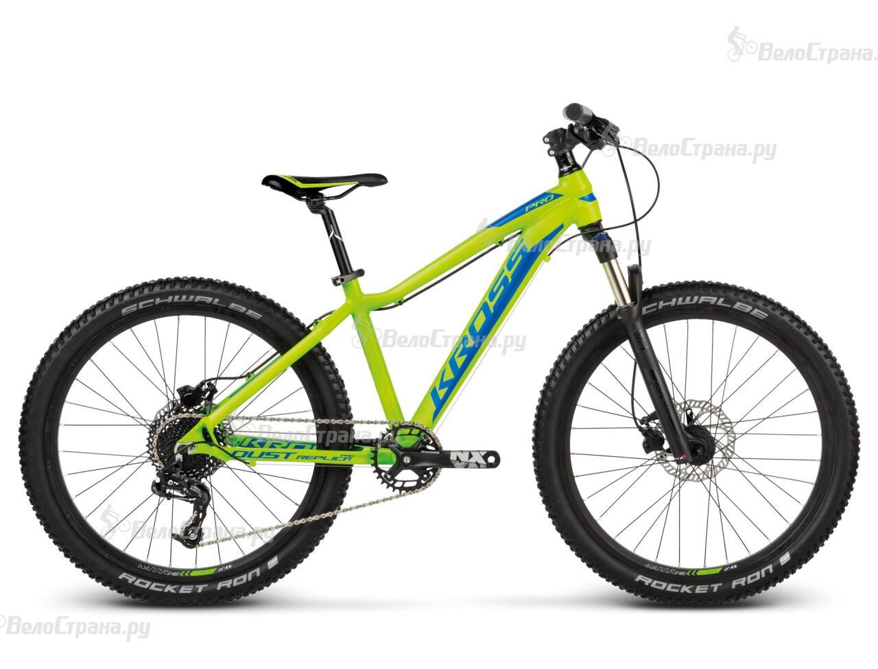 Велосипед Kross Dust Replica Pro (2017)