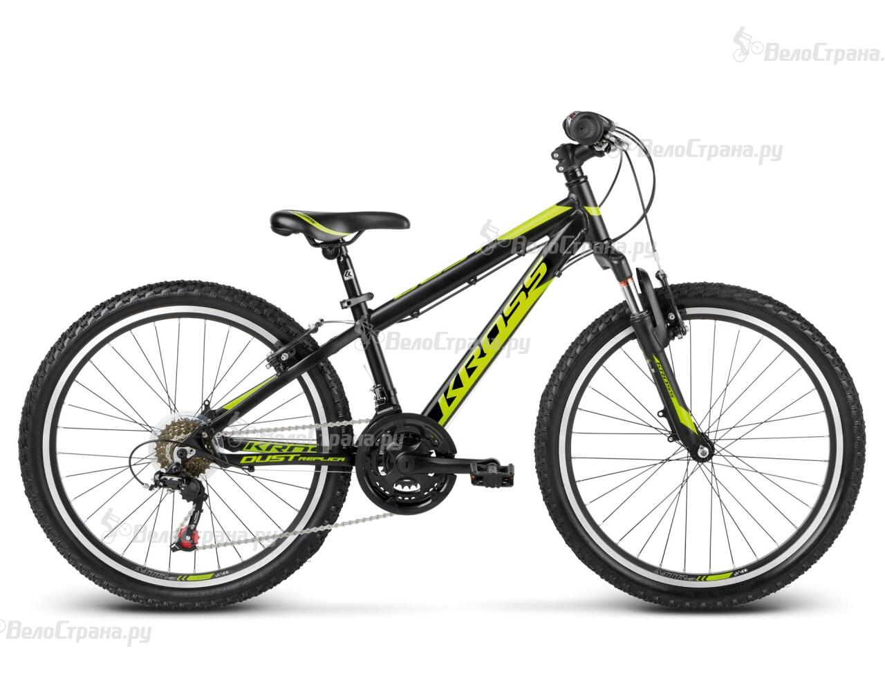 Велосипед Kross Dust Replica (2017) литой диск replica fr lx 98 8 5x20 5x150 d110 2 et54 gmf