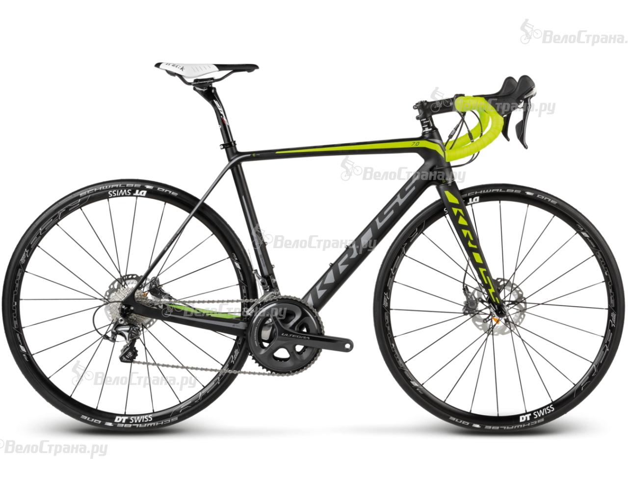 Велосипед Kross VENTO 7.0 (2017) велосипед kross vento 6 0 2017