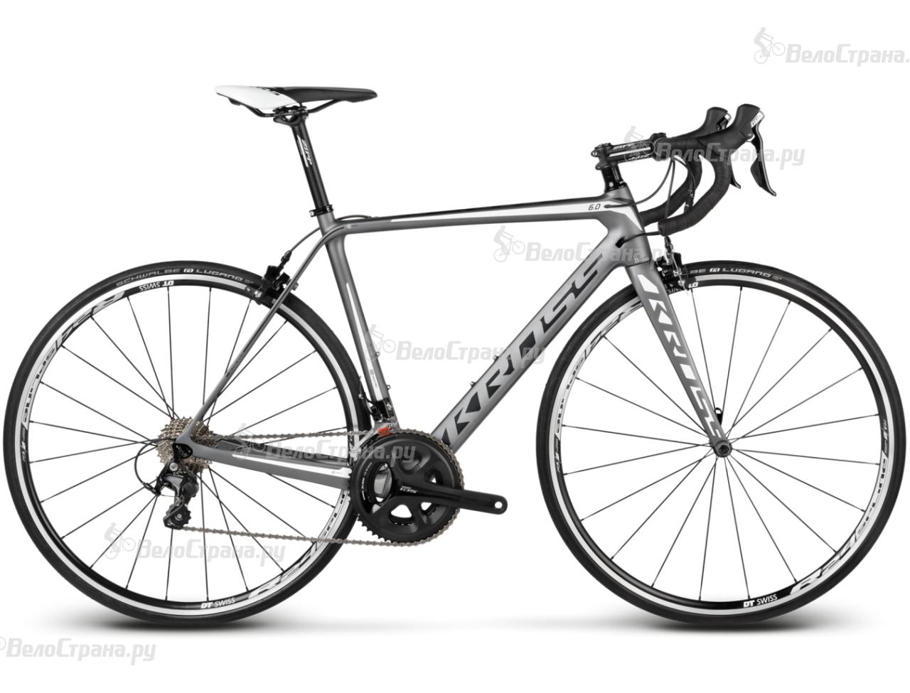 Велосипед Kross VENTO 6.0 (2017) велосипед kross vento 6 0 2017