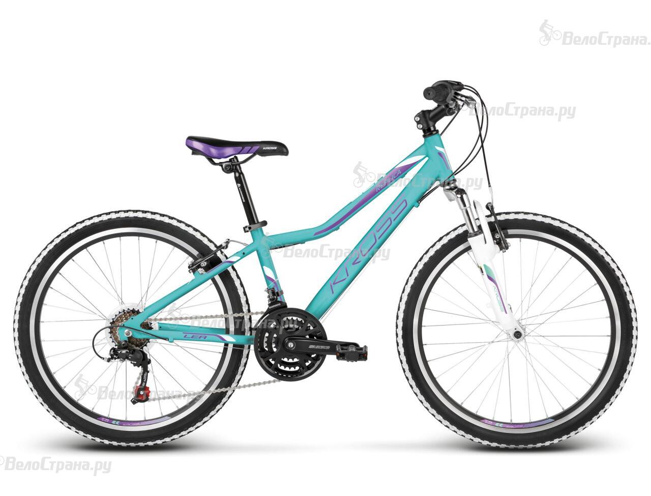 Велосипед Kross Lea Replica (2017) литой диск replica fr lx 98 8 5x20 5x150 d110 2 et54 gmf