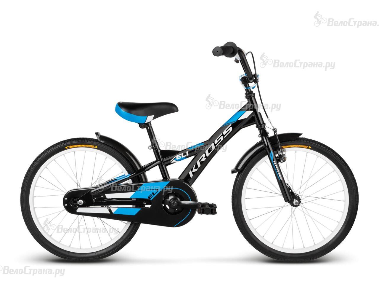 Велосипед Kross Eli (2017) eli сандалии для девочки 2946 765 57rik разноцветный eli