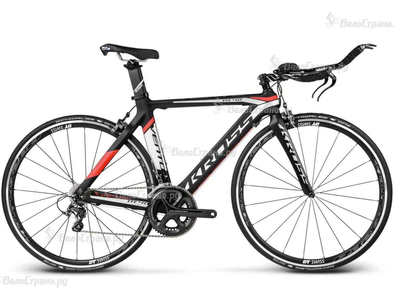 Велосипед Kross VENTO TR 4.0 (2017) велосипед kross vento 6 0 2017