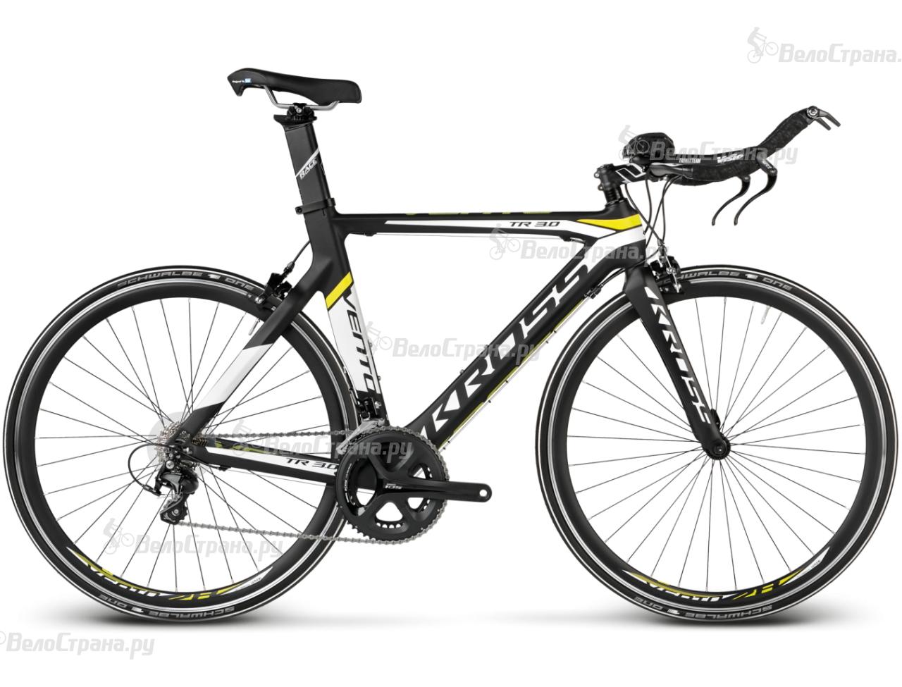 где купить Велосипед Kross VENTO TR 3.0 (2017) дешево