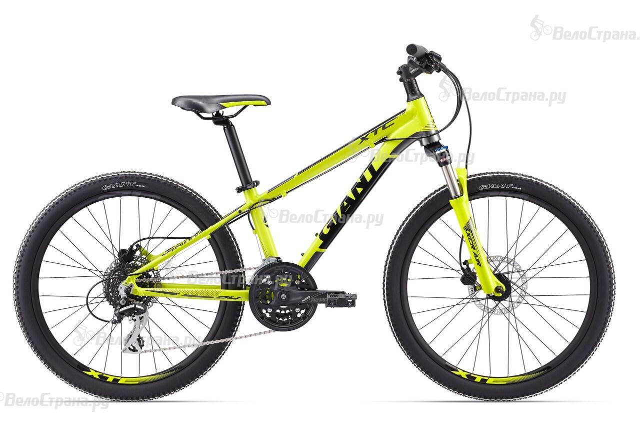 Велосипед Giant XtC SL Jr 24 (2017) велосипед giant xtc sl jr 24 2016