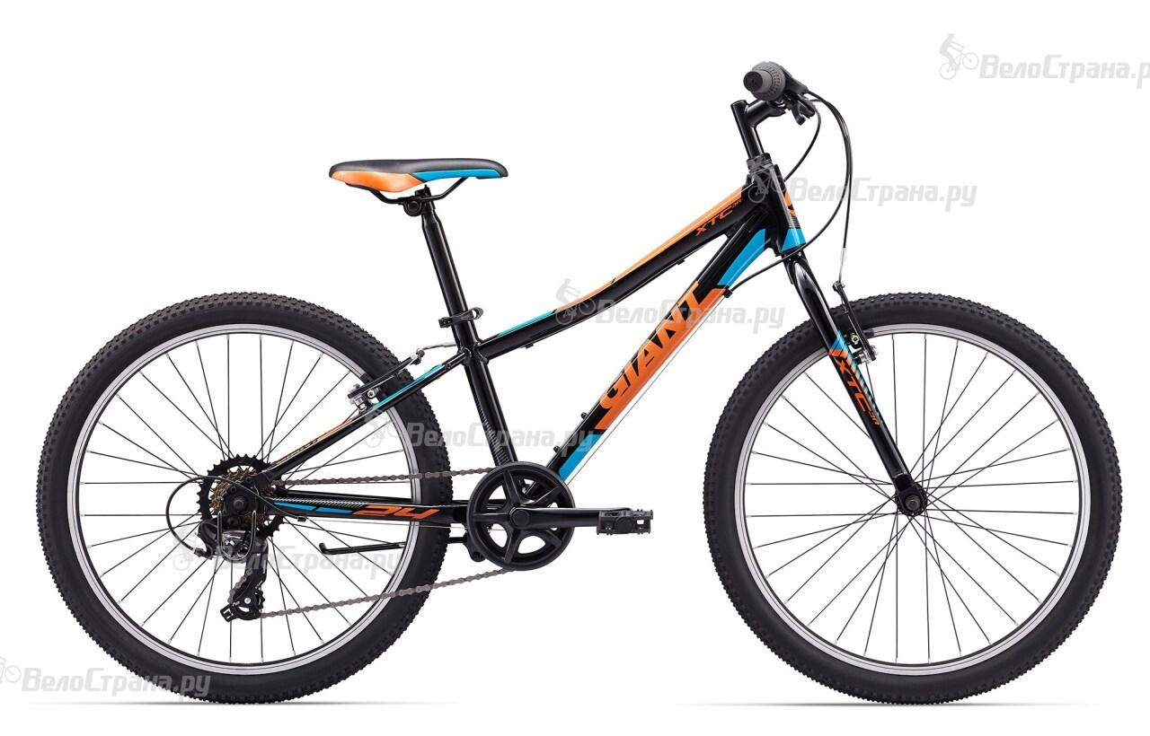 Велосипед Giant XtC Jr 24 Lite (2017) велосипед giant xtc jr 24 lite 2016