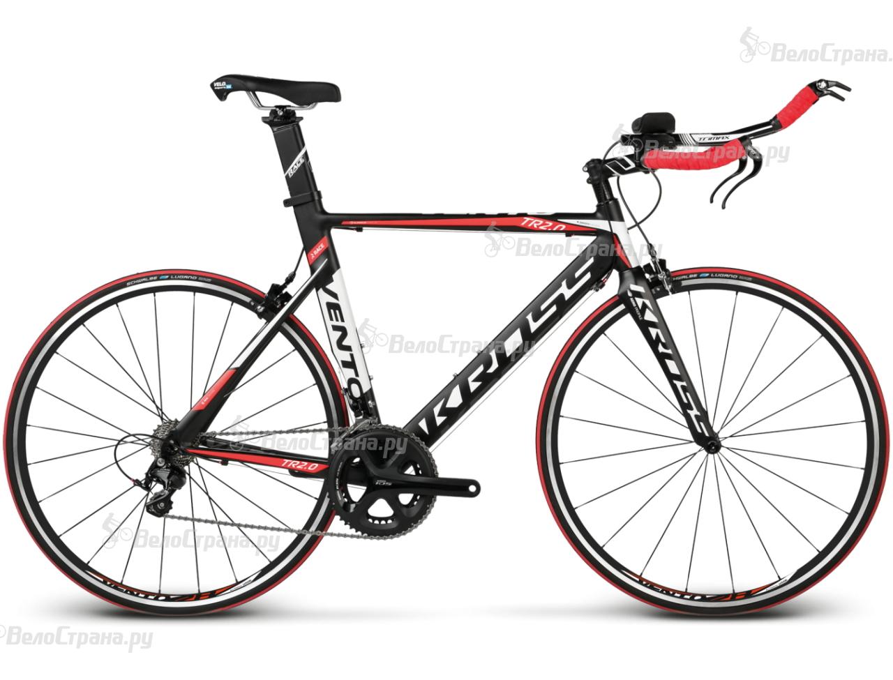Велосипед Kross VENTO TR 2.0 (2017)