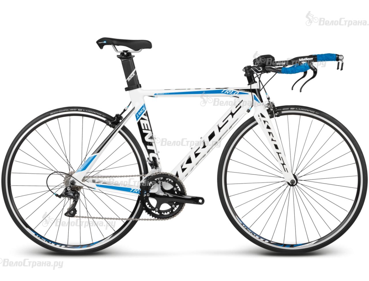Велосипед Kross VENTO TR 1.0 (2017) велосипед kross vento 6 0 2017