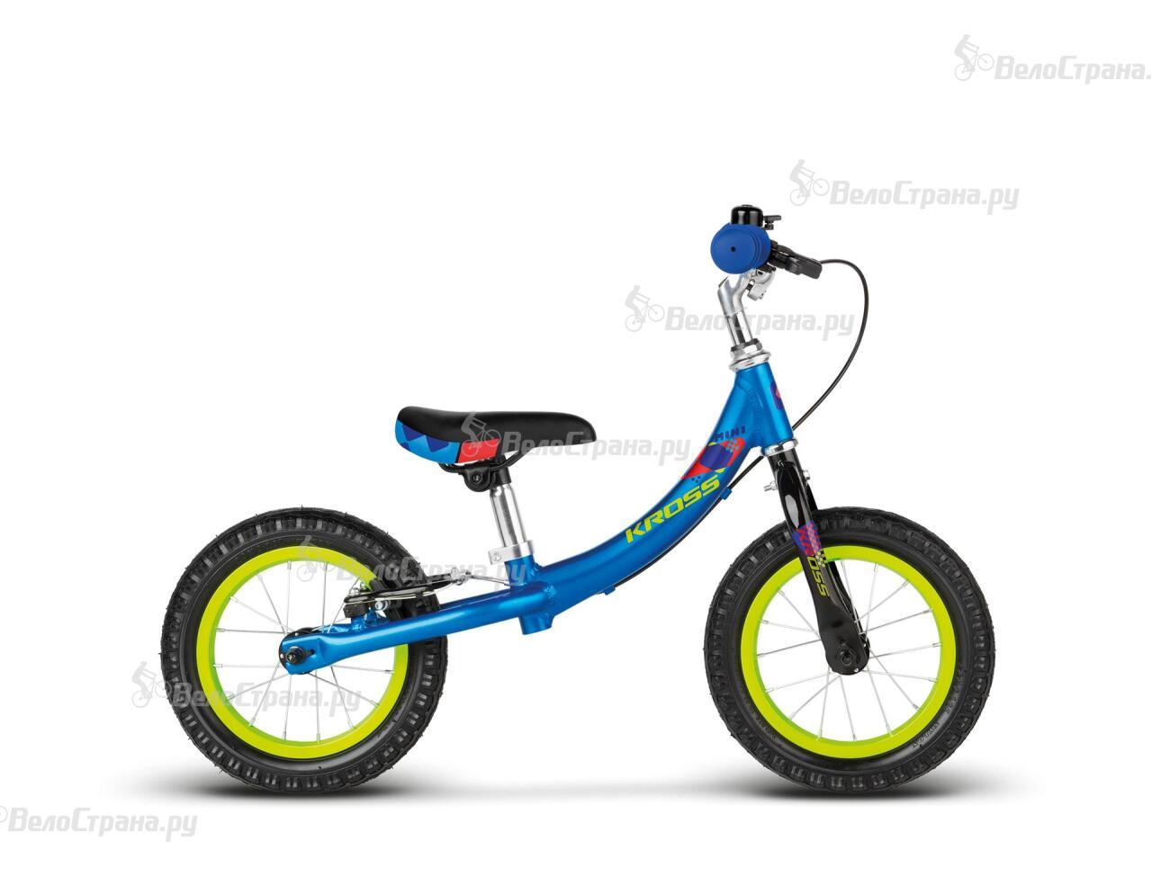 Велосипед Kross Mini (2017) велосипед kross lea f4 2017