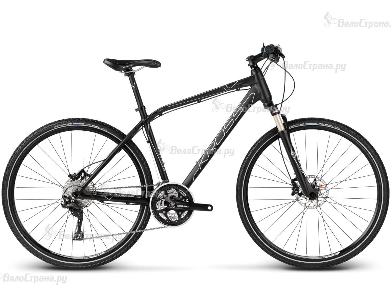Велосипед Kross Evado 7.0 (2017) велосипед kross lea f2 2017