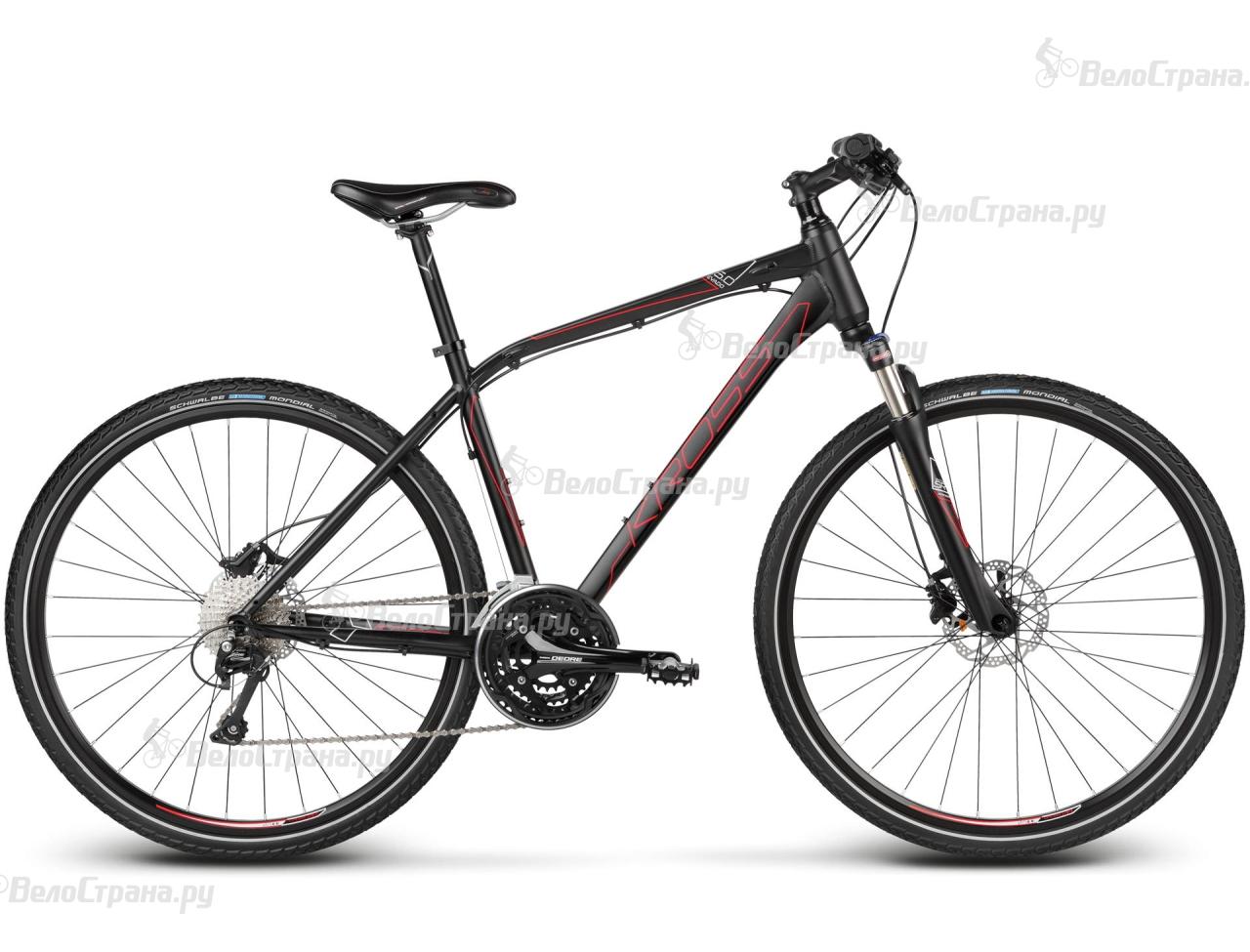 Велосипед Kross Evado 6.0 (2017) велосипед kross evado 1 0 lady 2017