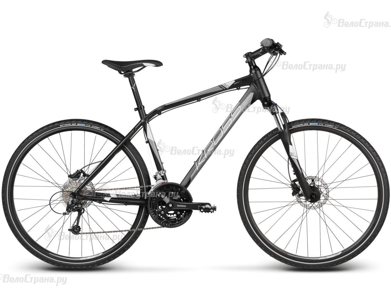 Велосипед Kross Evado 5.0 (2017) велосипед kross evado 1 0 lady 2017