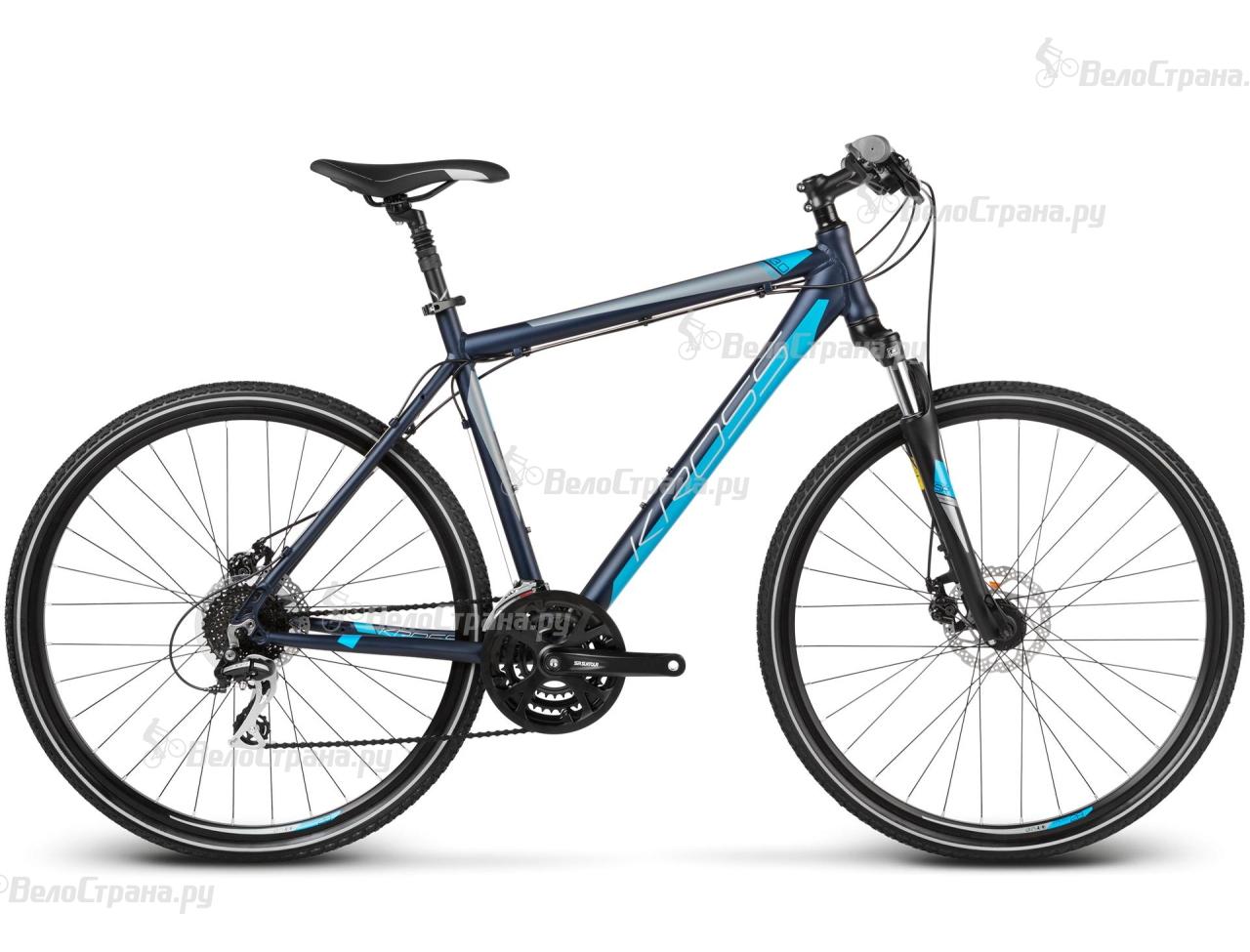 Велосипед Kross Evado 3.0 (2017) велосипед kross evado 1 0 lady 2017