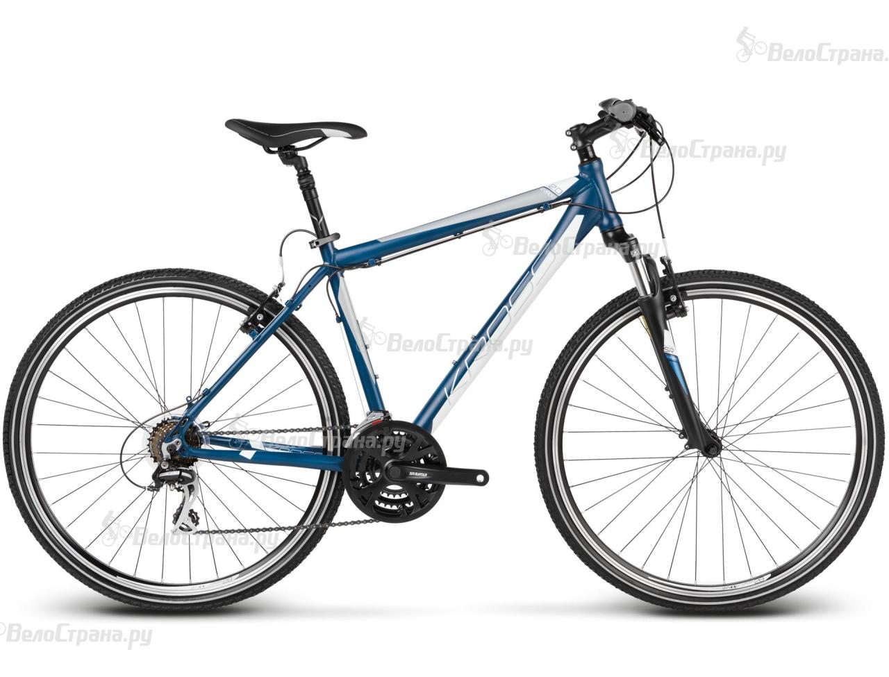 Велосипед Kross Evado 2.0 (2017) велосипед kross lea f2 2017