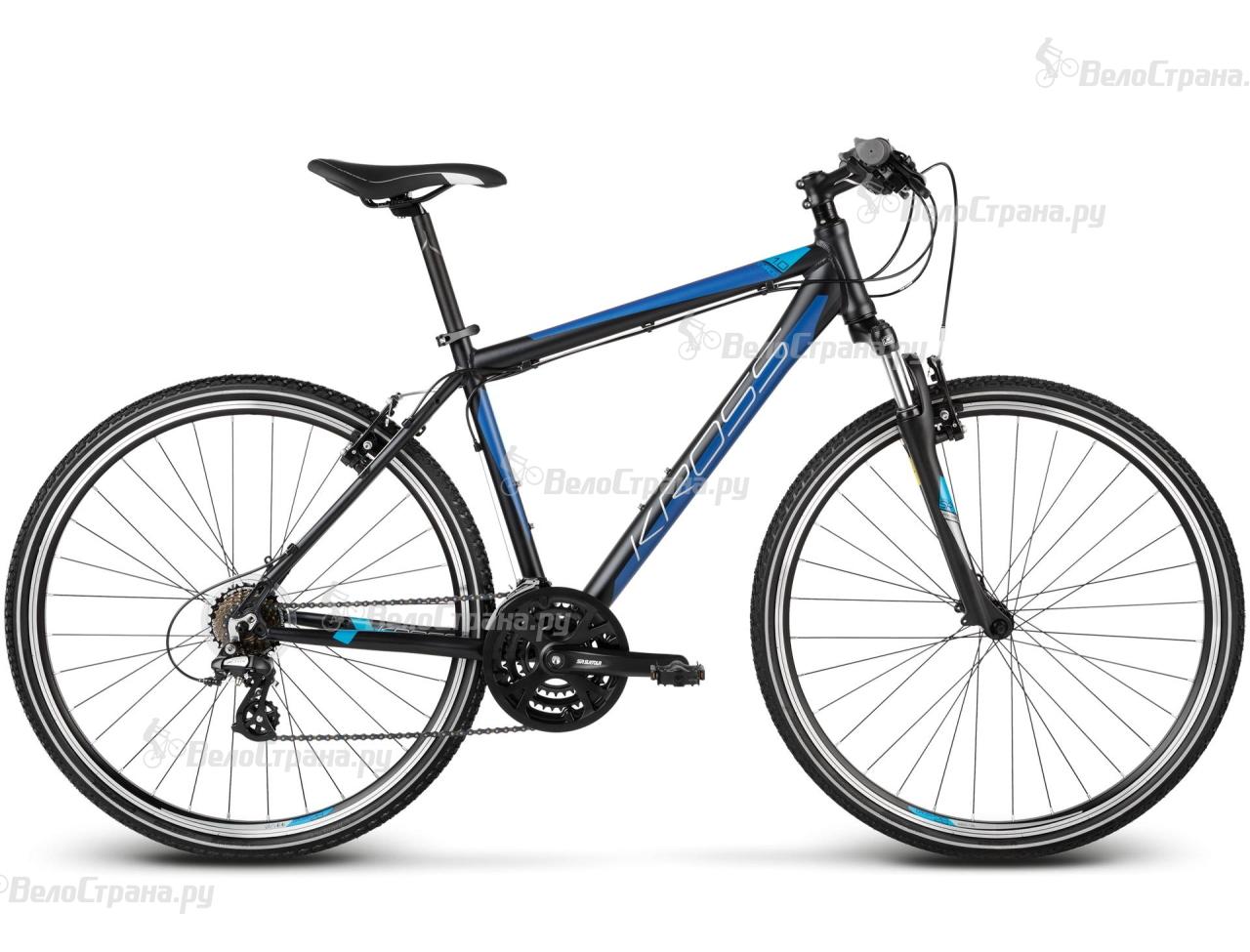 Велосипед Kross Evado 1.0 (2017) велосипед kross evado 6 0 2016