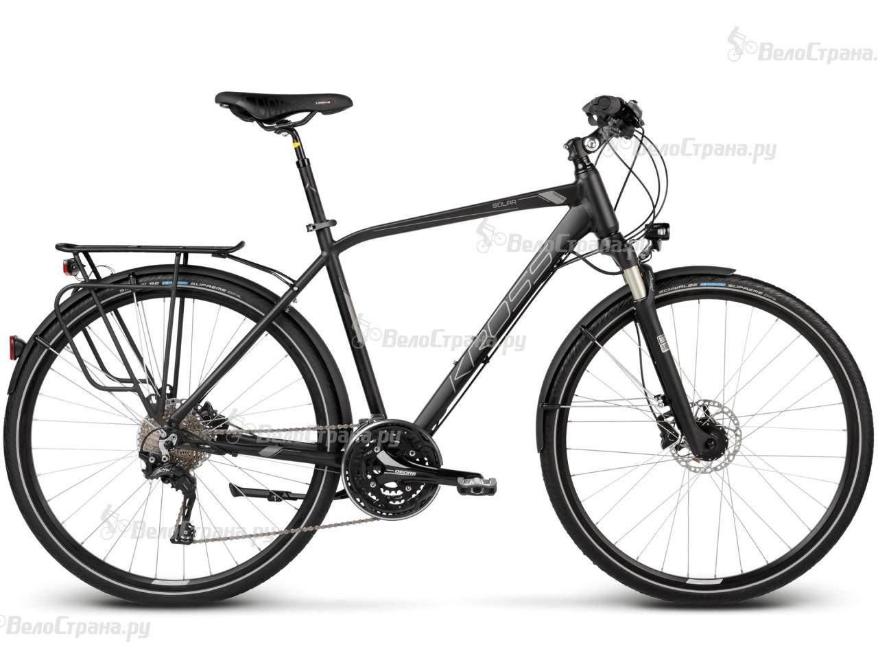 Велосипед Kross Trans Solar (2017)